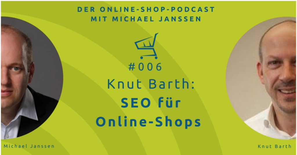 SEO Podcast Michael Jansen und Knut Barth